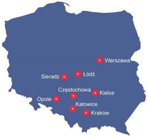 mapa kserograf